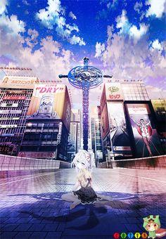 Anime Hand Shakers hé lộ dàn nhân vật