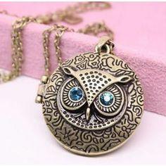 Opening Vintage Mysterious Owl Locket in Pakistan | Kaymu.pk