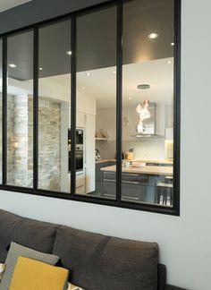 Piece A Vivre, Architecture, Decoration, Souffle, Sweet Home, Windows, Furniture, Plans, Kitchen Inspiration