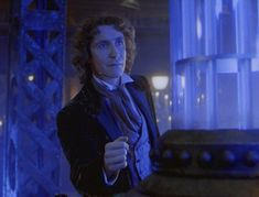 Paul McGann, the Doctor Eighth Doctor, Doctor Who Tv, David Tennant Doctor Who, Doctor Who Quotes, Eleventh Doctor, Good Doctor, Paul Mcgann, Classic Doctor Who, Babylon 5