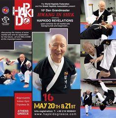 hwang in sik, greece, 2016, hapkido, martial arts