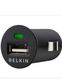 USB Car Charger: Because your cell phone will run out of battery power. In your car. And then you will be glad.