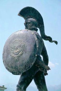 - Bronce de Leonidas