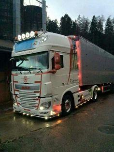 DAF  Truck Cabover