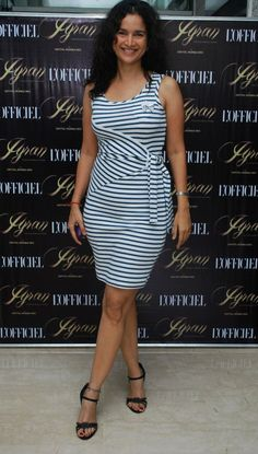 Sushma Reddy at L'Officiel 10th Anniversary Bash