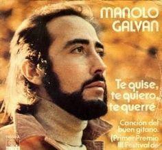 Cantantes de todos los Tiempos: Manolo Galvan - Biografia