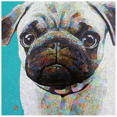 We carry mosaic supplies, Mexican Smalti, Bullseye Stained Glass and Mosaic Fine Art. We host workshops from artist all over the US. Please visit our shop in Orlando, FL. Mosaic Art, Mosaic Glass, Stained Glass, Sun Dogs, Mosaic Animals, Mosaic Supplies, Mosaic Patterns, Dog Portraits, Pugs