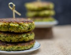 Squash Fritters, Broccoli Fritters, Zucchini Fritters, Fried Zucchini, Zucchini Squash, Summer Squash Recipes, Low Carb Vegetables, Side Recipes, The Dish
