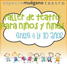 Taller de teatro para niños en espacio Muegano. Teaching Time, Acting, Preschool, Education, Comics, Games, Children, Books, Ecuador