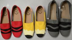 Make pencil shoes or crayon shoes in less than an hour and with only a few supplies. These shoes are perfect for teachers!