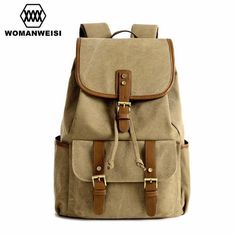 Cowhide Backpack Vintage College School Backpack For Teenage Girl Womens Natural Leather Backpack Japanese Street Style Package To Enjoy High Reputation In The International Market Luggage & Bags