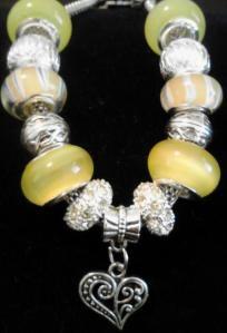Really want a Pandora Charm Bracelet that reflects me. Love love love them!!