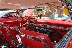 1964 Ford Galaxie 500 XL 2-Door Hardtop (5 of 9) by myoldpostcards, via Flickr