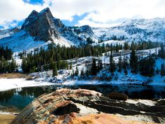 Five Breathtaking Lake Hikes Near Salt Lake City