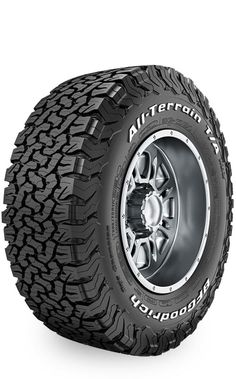 BFGoodrich All-Terrain T-A KO2 Tire Reviews (8 Reviews)