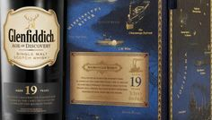 """Glenfiddich Releases Age of Discovery Bourbon Cask Reserve. Scotch whisky was originally called """"uisge beatha"""", a Scottish Gaelic phrase meaning """"water of life"""""""