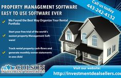 Property Management Software  Easy to use Software ever.