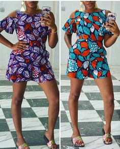 Rock the Latest Ankara Jumpsuit Styles these ankara jumpsuit styles and designs are the classiest in the fashion world today. try these Latest Ankara Jumpsuit Styles 2018 African Fashion Ankara, African Inspired Fashion, African Print Fashion, African Prints, African Attire, African Wear, African Dress, Nigerian Outfits, Ankara Jumpsuit