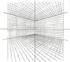10 Best Perspective Grids Images Perspective Drawing