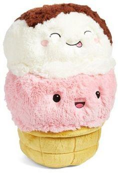 #adorable #plushie Ice cream plusgie6