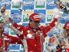 """Bild"": Raikkonen ka firmosur me Ferrarin"