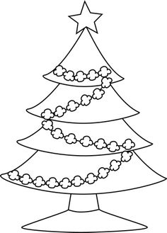 Black Friday|christmas tree clip art free black and white free 4.0 ...