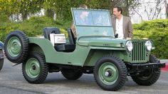 1946 Willys CJ2A Farm Jeep