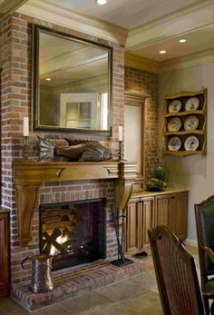 Fireplace Mantles French Country Kitchens And Country Kitchens