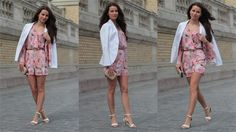 OOTD - Pastel petals Kimono Top, Cover Up, Pastel, Ootd, Outfits, Beauty, Makeup, Dresses, Youtube