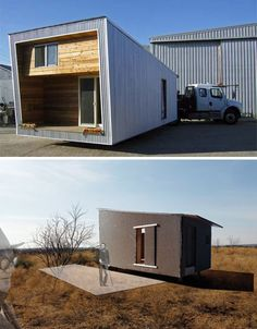 All-in-One House for Off-the-Grid Living