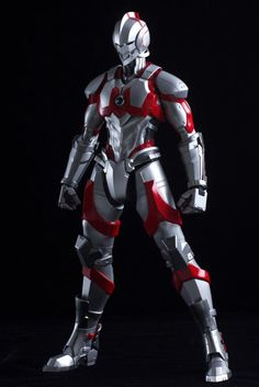 "Check out Gen-Ti-Nel 12'Hero's Meister 1/6th scale ""Shinjiro Hayata"" Ultraman 12-inch figure"