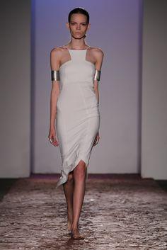 Kimberly Ovitz RTW Spring 2013 - Runway, Fashion Week, Reviews and Slideshows - WWD.com