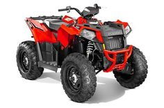 2015 Polaris Industries SCRAMBLER 850 4-Wheeler , INDY RED for sale in Vancouver, WA