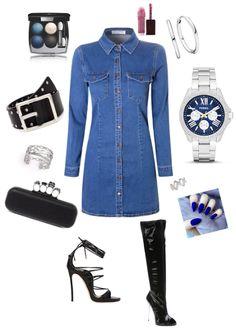 Cool Blue BLING!