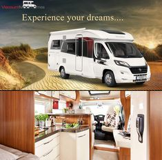 Experience your dreams with a luxurious from Viscount Leisure Tel: 02380405122 Viscount, Retirement Planning, Caravans, Motorhome, Recreational Vehicles, Archive, Rv, Motor Homes, Camper