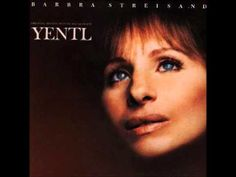 Yentl Original Motion Picture Soundtrack Barbra by DorenesXXOO Michel Legrand, Fran Fine, Film Score, Best Director, Song Play, Barbra Streisand, Song One, Guys Be Like, Piano Lessons