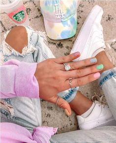 Nail Polish Online, Nude Nails, Summer Trends, Adidas Stan Smith, Looking Gorgeous, Best Brand, Nail Art Designs, New Look, Summer Outfits