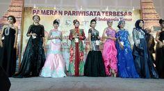Sila batik fashion show