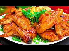 Meat Recipes, Cooking Recipes, Yum Yum Chicken, Chicken Wings, Food To Make, Pasta, Youtube, Chicken, Delicious Recipes