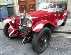 Alfa Romeo at Bristol Italian Auto show