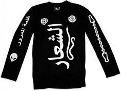 Yung Lean black arab t shirt, sadboys 2001: