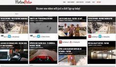MotionPictur, red social para compartir los mejores vídeos de YouTube y Vimeo