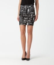 Rihanna skirt Graphic sum/aop (1126) 99 SEK