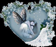 Glitter Graphics Angels | http://www.glitters123.com/love/angels-in-love/