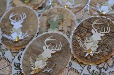 Birch ornaments