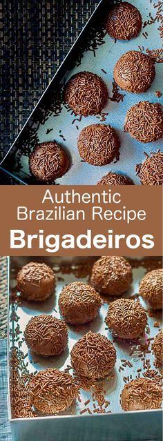 Brigadeiro - Authentic Brazilian Recipe | 196 flavors