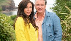 Jessie Wallace and Shane Richie reveal EastEnders spin-off Redwater details: 'Imagine Kat and Alfie in Broadchurch' Eastenders Cast, Eastenders Spoilers, Kat Slater, Jessie Wallace, Bbc Drama, Broadchurch, New Series, New Shows, One Pic