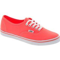 7bf6b567e3fcef Neon Pink Vans Neon Sneakers