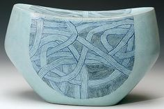 Hiroe Swen : Vase, 1977