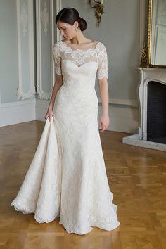 Bride's Dress: Augusta Jones - Kimberly. Arriving May 1st!